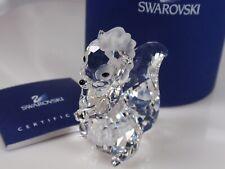 SWAROVSKI DISNEY FLOWER, SKUNK RETIRED 2010 MIB #943601