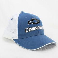 GM Chevy Chevrolet Bowtie Mesh Netz US Car Basecap Mütze Trucker Baseball Cap