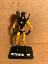 """YELLOW JACKET Marvel Universe Action Figure 3.75"""" inch Loose #032 Character"""