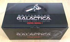 Eaglemoss Battlestar Galactica - Viper Mark I (TOS) Classic w/ Magazine #4