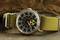 Soviet watch,Pobeda Radiation mechanical ,mens USSR watch,original vintage watch