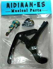 Cejilla Guitarra Acustica Electrica Bajo Pasta dura / metal Electric guitar capo