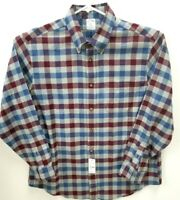 Brooks Brothers Men's Sz XL Long Sleeve Button Down Flannel Shirt NWT