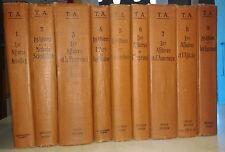 (Pub, marketing): LA TECHNIQUE DES AFFAIRES / L. Chambonnaud - 9 vol. 1918-1922
