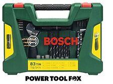 SaversChoice Bosch Drill/Screwdriver Bit Accessory Set 2607017193 3165140726948#