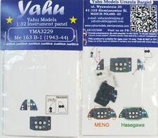 Yahu YMA3229 1/32 Me 163B-1 Komet Instrument Panel