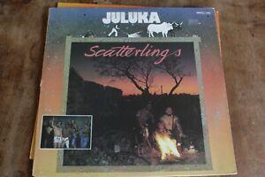 JULUKA SCATTERLINGS VINYL Lp