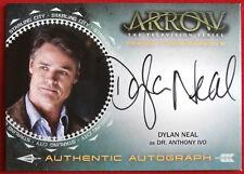 ARROW - Season 2 - DYLAN NEAL as Dr Anthony Ivo - Cryptozoic Autograph Card DN