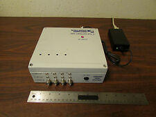 Danfysik IC Plus Electronics Quad 4 Channels RS-232 Laboratory High Voltage