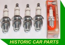 4 SPARK PLUGS for MG TC 1945-50 Short reach replace CHAMPION L86