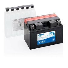 Batterie moto Exide ET12A-BS YT12A-BS 12v 9.5ah 120A