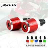 CNC Weight Sliders Handlebar Grips Bar End for YAMAHA Xmax X-max 125 200 300 400
