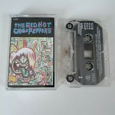 THE RED HOT CHILI PEPPERS S/T SELF TITLED ALBUM CASSETTE TAPE EMI USA 1984