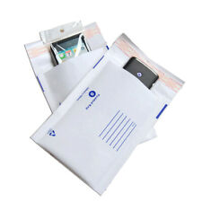 50x Bubble Mailer 0b 120 X 180mm Padded Bag Envelope