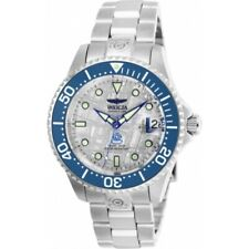 Invicta 26339 Grand Diver Automatic 38mm Meteorite Dial Stainless Womens Watch