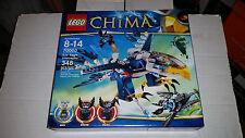 LEGO Chima Eris' Eagle Interceptor 348 pc Set NEW SEALED