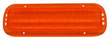 1967-1972 GMC Pickup Truck Parking Light Lens Amber Orange