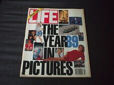 MADONNA 1990 LIFE Magazine SCARCE Collectible SPIKE LEE Year In Pictures 1989
