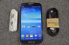 Samsung Galaxy S4 SGH-M919 16GB BLACK UNLOCKED CRCKED SCREEN CLEAN ESN FREE S/H