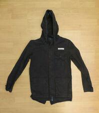 Men's adidas Denim Coat Jacket Dark Navy Blue S3-A6