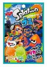 Splatoon Gummy Japanese Candy Nintendo 6 Pack Lot