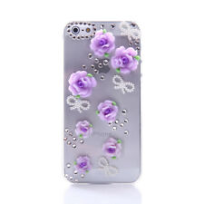 Custom-made Glitter Jewelled Bling Crystal Diamonds Soft Phone back Case Cover e