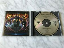 Dylan & the Dead Self Titled CD DADC PRESS! Columbia CK 45056 Grateful Dead, Bob