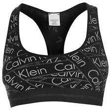 Womens Calvin Klein Bralette LdsC99 Bra Underwear New