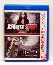 Jennifers Body/Buffy the Vampire Slayer (Blu-ray Disc, 2012)