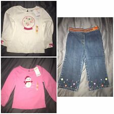 Gymboree Toddler Girls 3T Lot Nwt