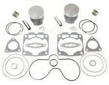 2003 Polaris 800 Classic Touring SPI Pistons Bearings Top End Gasket Kit 85mm
