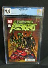 New Avengers #19 (2012)   Deodato Jr.  Cover CGC 9.8 R460
