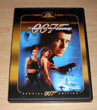DVD Film - James Bond 007 - Die Welt ist nicht genug - Special Edition