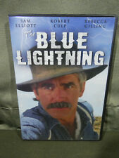 Blue Lightning (1986) (Dvd, 2013) Sam Elliott, Robert Culp & Rebecca Gilling