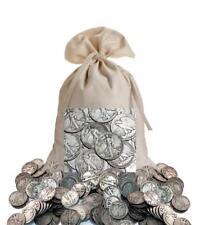 Bank Bag of 300 Walking Liberty Half Dollars 90% Lot 77A