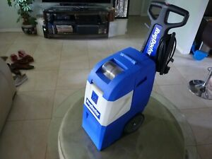 RUG DOCTOR Mighty Pro X3 Carpet Shampoo Floor Cleaner Commercial Blue CLEAN