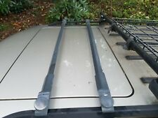 MERCEDES BENZ STATION WAGON OEM ROOF RACK CROSS BARS 300TE & E320