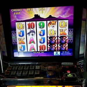 Aristocrat Slot Machine 1 cent 2 available USA only! $1800 OBO