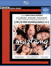 Mustang [Blu-ray], NM DVDs and Soundtrack  Download