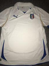 Italy Away Shirt 2010/11 Large Rare