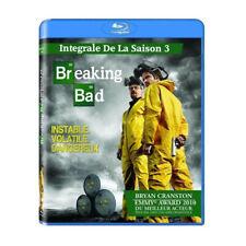 Breaking Bad Intégrale de la Saison 3, Coffret 3 BLU-RAY NEUF