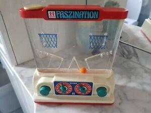 Gioco ad acqua Vintage: Water Basket - FASZINATION - TOMY (1977) [CHKVAR]