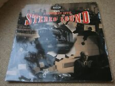 A Journey Into Stereo Sound LP UK 2nd Issue 1959 - Great Press! [Ex+/Ex]