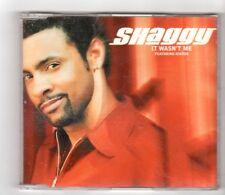 (HX197) Shaggy, It Wasn't Me ft Rikrok - 2001 CD