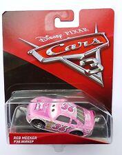 Disney Pixar Cars 3   REB MEEKER  Rare Over 100 Cars Listed UK !!