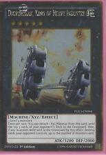 Authentic Cody Callus Zexal Deck - Digvorzhak - Yugioh  - Jumbo - 41 Cards