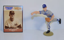 1989 Don Drysdale #53 Jersey Los Angeles Dodgers Starting Lineup Baseball