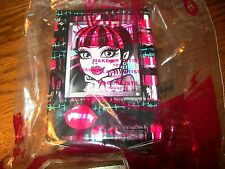 McDonald's Monster High Make Up Artist Happy Meal Toy NIP #6