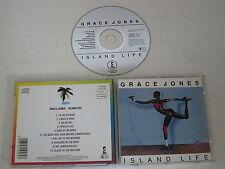 GRACE JONES/ISLAND LIFE(ISLAND 610 584-222+CID 132) CD ALBUM