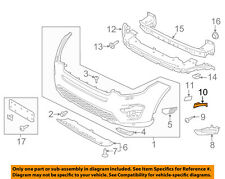 LAND ROVER OEM 15-18 Discovery Sport Front Bumper-Trim Molding Right LR061230